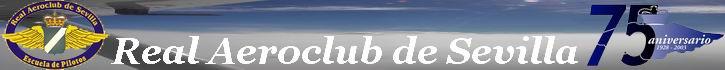 Web del Aeroclub de Sevilla
